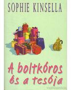 A boltkóros és a tesója - Sophie Kinsella