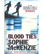 Blood Ties - Sophie Mckenzie