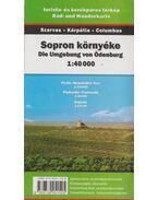 Sopron környéke 1:40000
