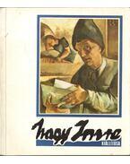 Nagy Imre kiállítása (aláírt) - Sorbán Raoul