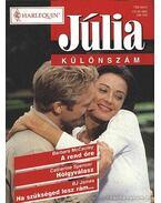 Júlia különszám 5.kötet - Spencer, Catherine, McCauley, Barbara, James, DJ