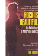 Rock Is Beautiful - Spinner, Stephanie