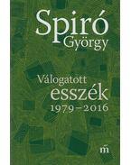 Válogatott esszék - Spiró György