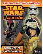Star Wars - Lázadók foglalkoztató