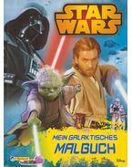 Star Wars - Mein galaktisches Malbuch