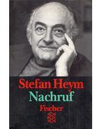 Nachruf - Stefan Heym