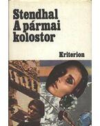 A pármai kolostor - Stendhal