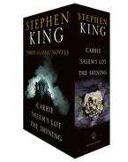 Three Classic Novels - Carrie, Salems Lot, The Shining - Stephen King