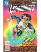Legionnaires Annual 3. - Stern, Roger, Jurgens, Dan, Wojtkiewicz, Chuck, Castrillo, Anthony