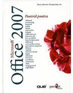 Microsoft Office 2007 - Pontról pontra - Pontról pontra - Steve Johnson