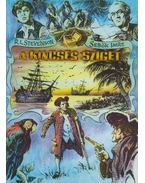 A kincses sziget - Stevenson, Robert L., Sebők Imre