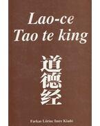 Tao te king - Stojits Iván (szerk.)