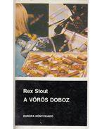 A vörös doboz - Stout, Rex