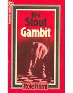 Gambit - Stout, Rex
