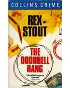 The Doorbell Rang - Stout, Rex