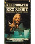 The Mountain Cat Murders - Stout, Rex