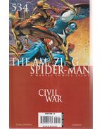 The Amazing Spider-Man No. 534 - Straczynski, Michael J., Garney, Ron