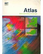 Straßen & Städte Atlas Österreich - Europa