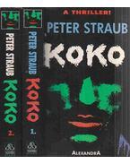 Koko I-II. - STRAUB,PETER