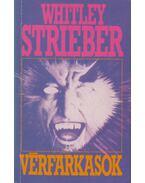 Vérfarkasok - Strieber,Whitley