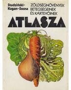 Zöldségnövények betegségeinek és kártevőinek atlasza - Studzinski, Andrzej, Kagan, Franciszek, Sosna, Zygmunt