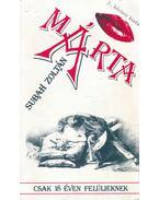 Márta - Subah Zoltán