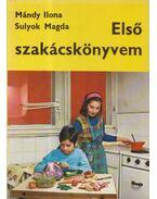Első szakácskönyvem - Sulyok Magda, Mándy Ilona
