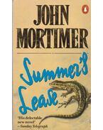 Summer's Lease - Mortimer, John