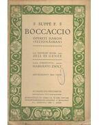 Boccaccio - Suppé F.