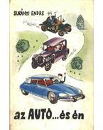 Az autó... és én - Surányi Endre