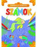Tanulokés színezek - Számok - Sylwia Kajdana