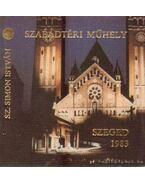 Szabadtéri Műhely Szeged 1983 (mini) - Sz. Simon István