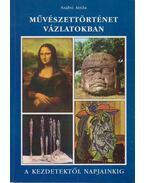 Művészettörténet vázlatokban - Szabó Attila