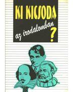 Ki kicsoda az irodalomban? - Szabó Ede