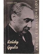 Krúdy Gyula - Szabó Ede
