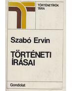Szabó Ervin történeti írásai - Szabó Ervin, Litván György