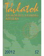 Távlatok 2001/2 - Szabó Ferenc