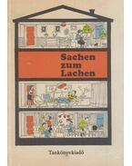 Viccek és karikatúrák németül tanulóknak (Sachen zum Lachen) - Szabó János