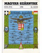 Magyar szárnyak 1998. XXVI. évfolyam 26. szám - Szabó József, Pálos Géza