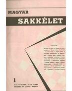 Magyar sakkélet 1964/1965/1966 (teljes) - Szabó László