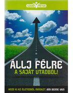 Állj félre a saját utadból! (dedikált) - Szabó Péter