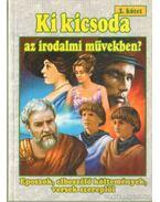 Ki kicsoda az irodalmi művekben? II. kötet - Szabó Zsolt, Tóth Viktória