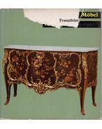 Französische Möbel in Ungarn - Szabolcsi Hedvig