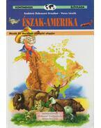 Észak-Amerika - Szabóné Debreceni Erzsébet, Veres László