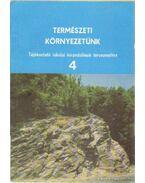 Természeti környezetünk 4. - Szalay-Marzsó Lászlóné dr.