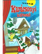 Karácsonyi kifestő - Szántó Gábor