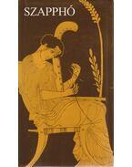 Szapphó fennmaradt versei és töredékei görögül és magyarul - Németh György
