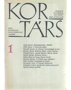 Kortárs 1988/01 - Száraz György