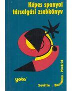 Képes spanyol társalgási zsebkönyv - Szász Gábor