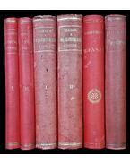 Népies és klasszikus eposzfordítások - Szász Károly, Croiset, M., Homérosz, Dante Alighieri